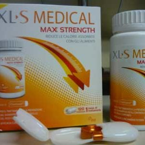 Buy XLS-Medical Max Strength Tablets online